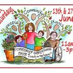 EVENTS  – Community Gardening Days