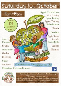 APPLE DAY POSTER 2015