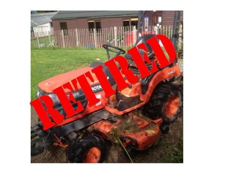 PEOPLE please help us fund a new tractor