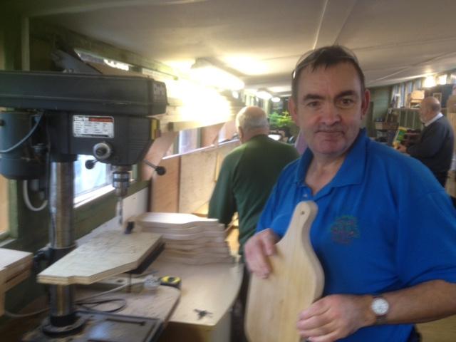 PEOPLE: Wonderful Woodwork!