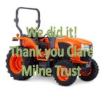 PEOPLE – Fantastic Tractor News!