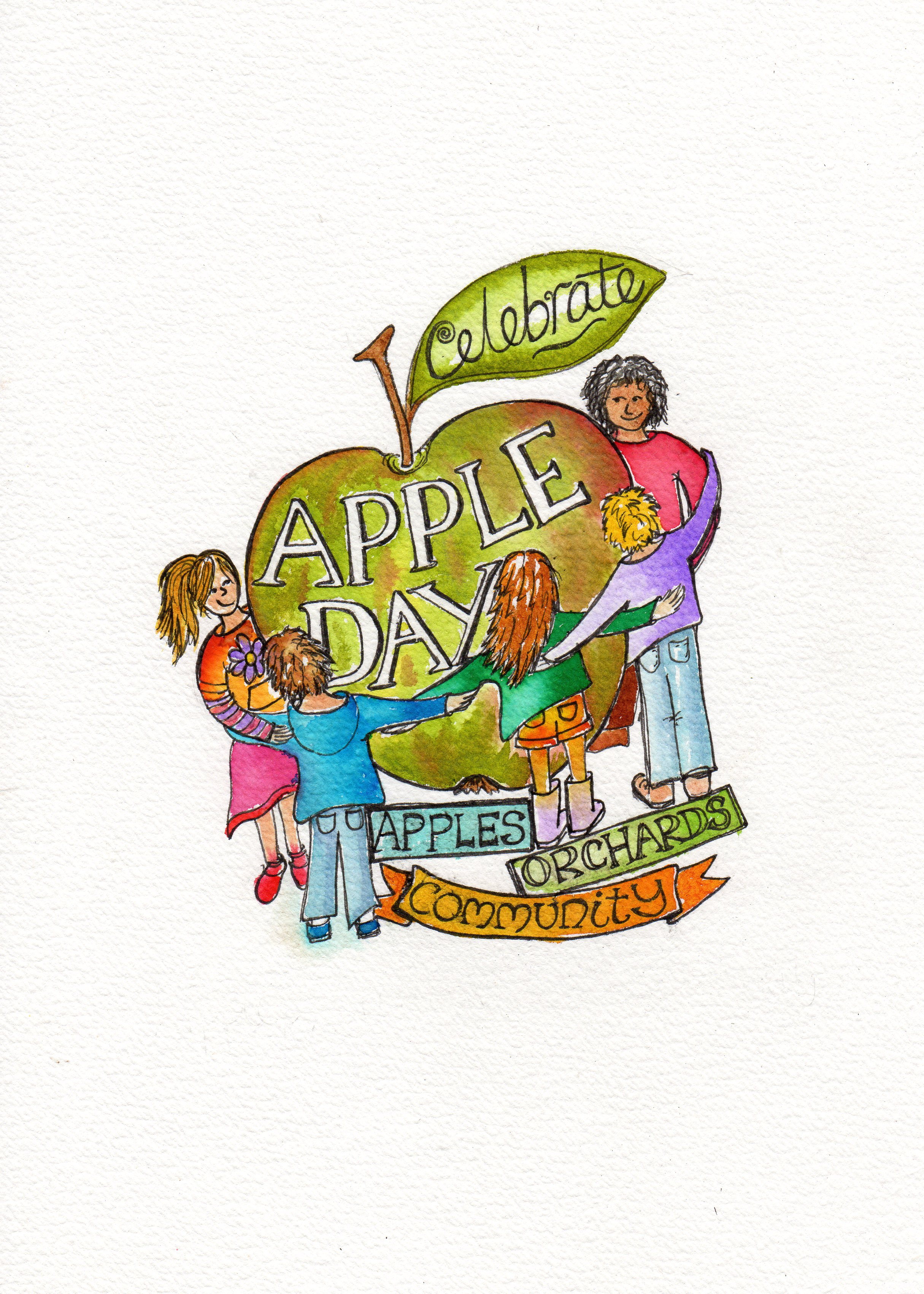 Apple Day 2016 8th October 11am until 5pm