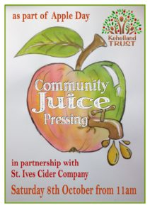 community-juice-press-poster
