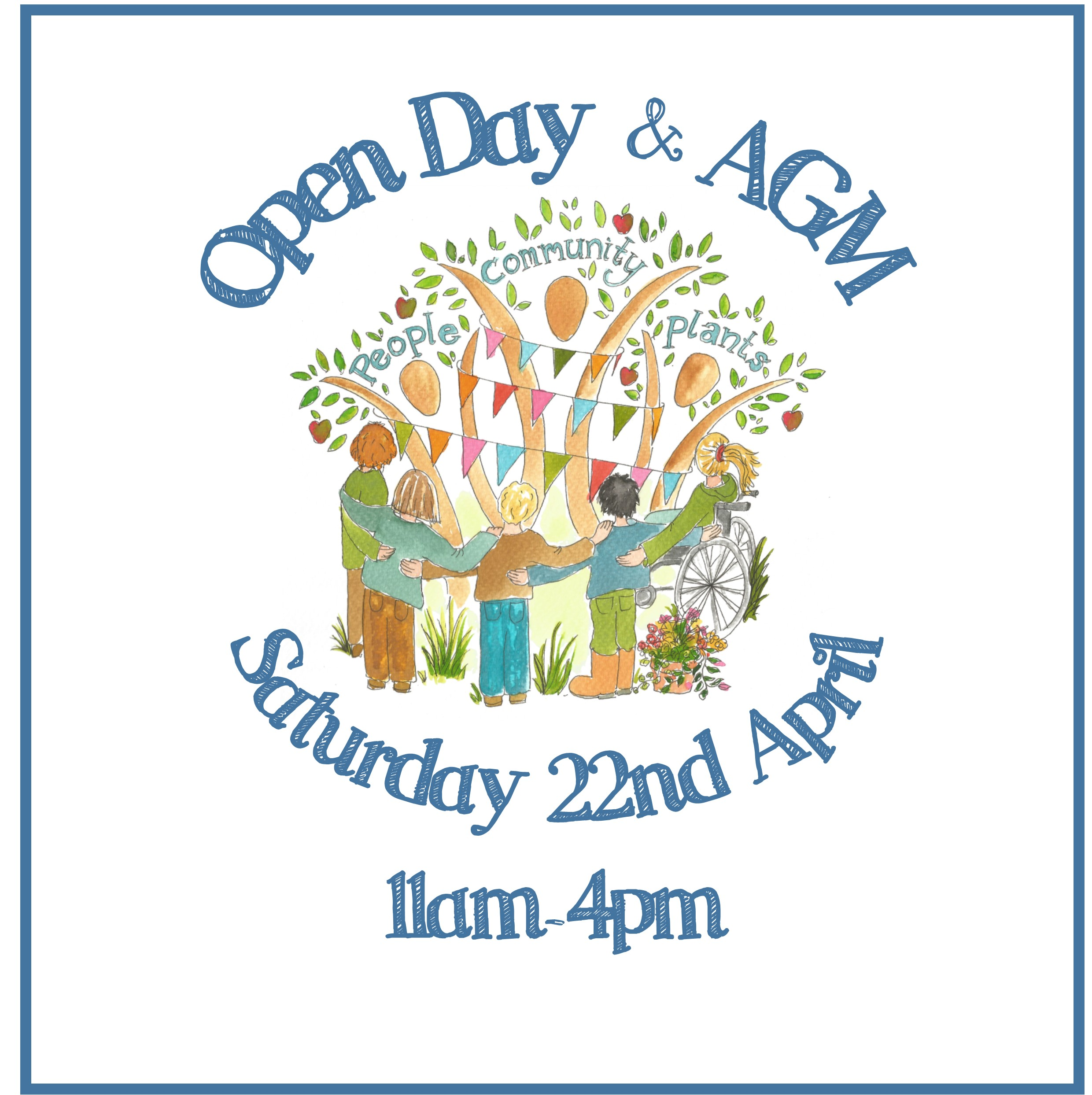 COMMUNITY: OPEN DAY AND AGM