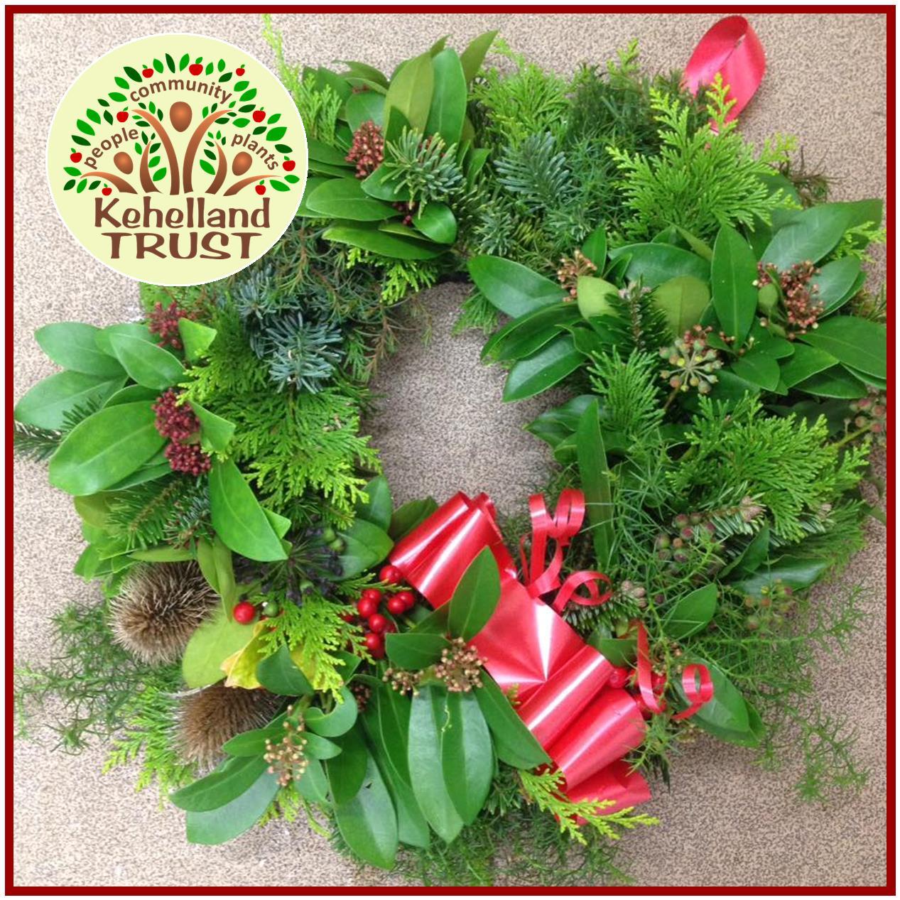 COMMUNITY: Wreath Making Workshop